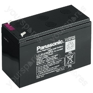 Lead Battery - Series Of Rechargeable Lead Batteries, 12 v