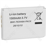 Battery for EYE-02 - Rechargeable Lithium-ion Battery