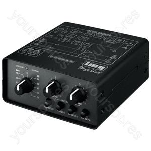 Microphone Pre-Amplifier - 1-channel Low-noise Microphone Preamplifier
