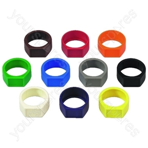 Coded Ring - Colour Coding Rings