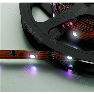Flexible LED Strip - Flexible Led Strips,  dc Current  12 v,<br>open Version For Indoor Applications
