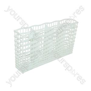 Zanussi Small White Dishwasher Cutlery Basket