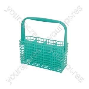 Electrolux Dishwasher Green Narrow Cutlery Basket