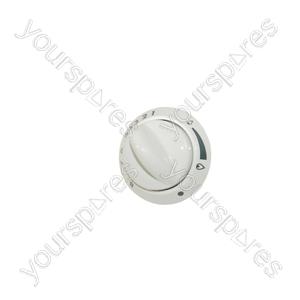 Tricity Bendix White Dual Oven/Grill Control Knob