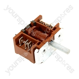 Electrolux Cooker Multifunction Switch