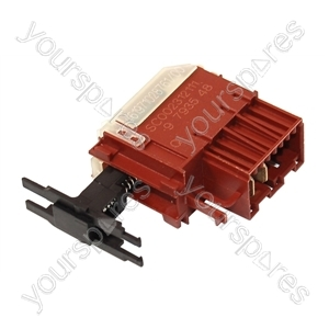 Whirlpool 60048872 Tumble Dryer Gentle Switch