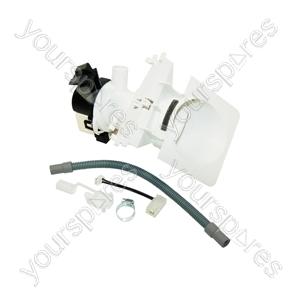 Whirlpool Plaset Washing Machine Drain Pump-34 Watt