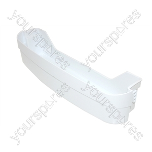 Whirlpool White Fridge Door Bottle Shelf