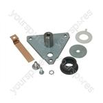 Crosslee CL732 White Knight () Tumble Dryer Drum Bearing Kit
