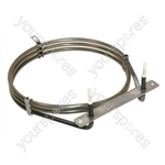 Zanussi 5212BU-D 2500 Watt Circular Fan Oven Element