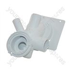 Zanussi Washing Machine Filter Housing