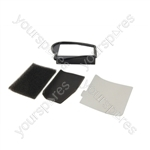 Electrolux Z5310 Vacuum Cleaner Filter Pack (EF58)
