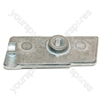 Whirlpool Washing Machine Door Latch Plate
