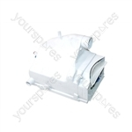 Whirlpool Washing Machine Soap Dispenser Housing