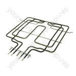 Whirlpool AKP691NB 2450 / 568 Watt Oven Grill Element
