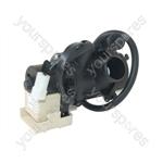 Whirlpool WA5419 Drain Pump W2-15