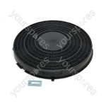Whirlpool AKB067/02BR Cooker Hood Carbon Filter