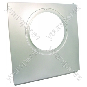 Electrolux Silver Front Tumble Dryer Panel