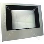 Zanussi Stainless Steel Main Oven Door Glass Panel