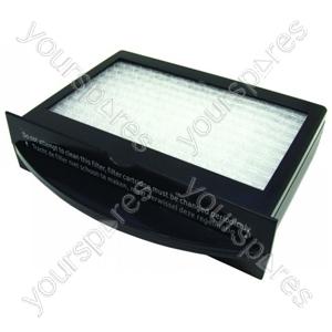 Filter Black Cassette