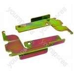 Whirlpool ADL831-2WH Dishwasher Door Hinge Kit