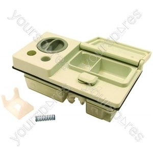 Bosch Dishwasher Soap Dispenser Assembly w/ Solenoid Valve