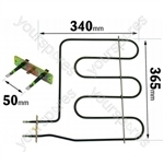 Bosch HB12320GB07 2500W Oven Grill Element
