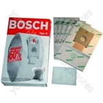 Bosch BBS8550 G Vacuum Bags