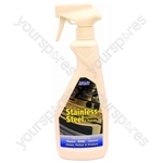 Easy-do Stainless Steel Cleaner & Polish 500ml