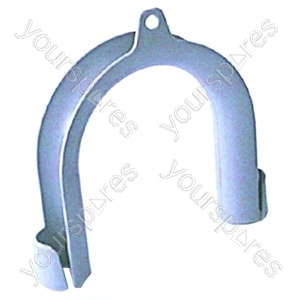 Washing Machine Drain Hose Crook Clip Spiral