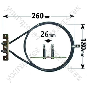 Teka Fan Oven Element  2000w