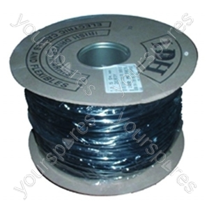 Flex 100 Metre 1.5mm 3 Core Black