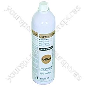 Gas Bottle R409 1kg