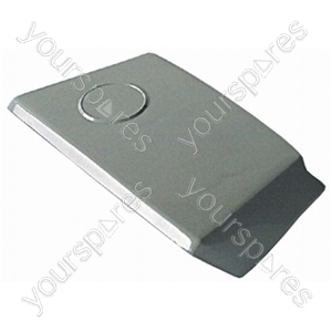 Front Cover Plate Grey 1346
