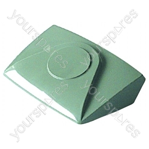 Front Cover Plate Grey 1334