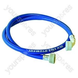 Cold Fill Hose 1.5mtr Blue Inlet