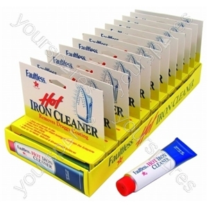 Hot Iron Cleaner 12 X 28g
