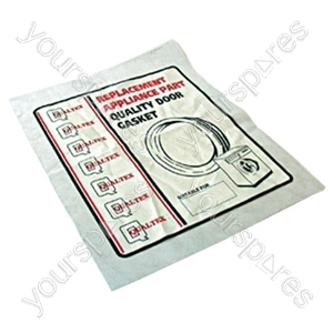 Standard Door Gasket Bag
