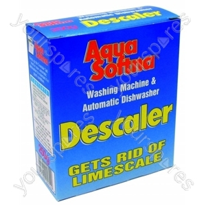 Aqua Softna W/machine & Dishwasher Descaler 250g
