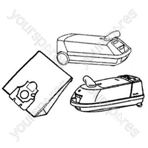 Miele Type H Vacuum Bags