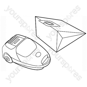 LG / Samsung Vacuum Bags