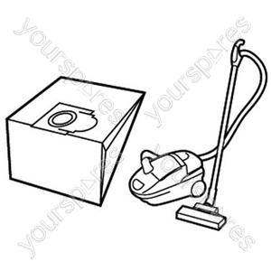 Morphy Richards Vacuum Cleaner Dust Paper Bags