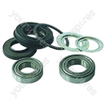 Creda 17331E washing machine bearing Kit Late 's' Type