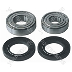 Whirlpool AWM1860 washing machine bearing Kit