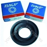 Bosch washing machine bearing Kit /siemens