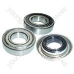 Hotpoint WF430P washing machine bearing Kit 35mm Wma