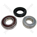 Electrolux L14500VI washing machine bearing Kit //Zanussi