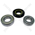 Hotpoint WMT03P washing machine bearing Kit 30mm Wma