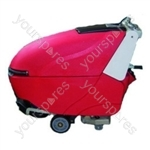 "20"" Scrubber Dryer Battery Operated"