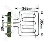 Dual Element Oven Smeg 800/1800w